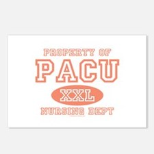 Property Of PACU Nurse Postcards (Package of 8)