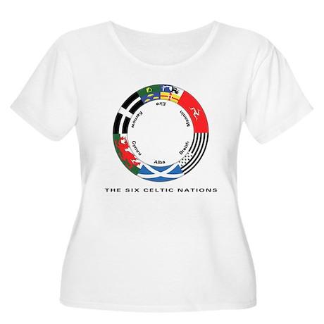 Celtic Nations Women's +Size Scoop