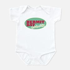 Hermit Day Infant Bodysuit