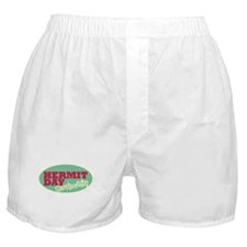 Hermit Day Boxer Shorts