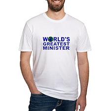 World's Greatest Minister Shirt
