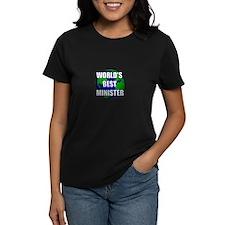 World's Best Minister Tee