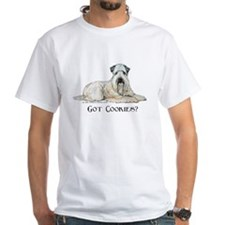 Wheaten Terriers Cookie Dogs Shirt