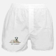 Wheaten Terriers Cookie Dogs Boxer Shorts