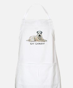 Wheaten Terriers Cookie Dogs BBQ Apron