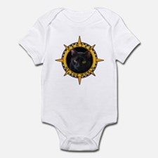Black Cat Infant Bodysuit