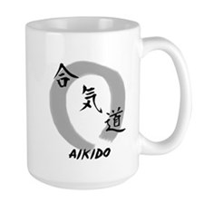 "Aikido ""Sphere"" Mug"