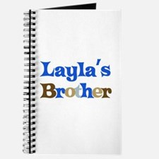 Layla's Brother Journal