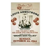 Louis armstrong Postcards