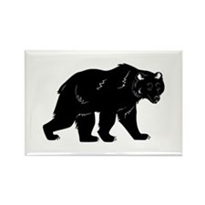 Blackbear Rectangle Magnet