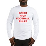Knibb High Long Sleeve T-Shirt