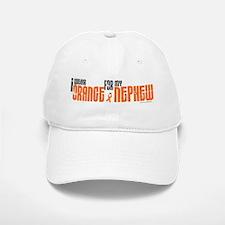 I Wear Orange For My Nephew 6 Baseball Baseball Cap
