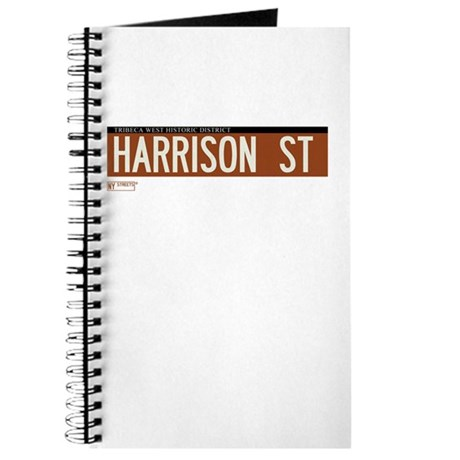 Harrison Street in NY Journal