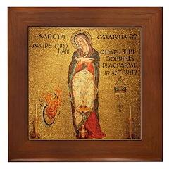 St Catarina Framed Tile
