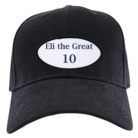 "Eli Manning ""Eli the Great"" Black Cap"