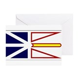 Newfoundland Greeting Cards (10 Pack)