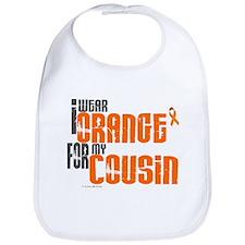 I Wear Orange For My Cousin 6 Bib