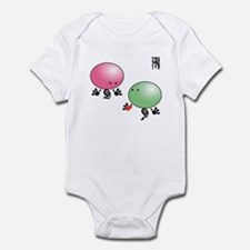 TING AND TANG Infant Bodysuit