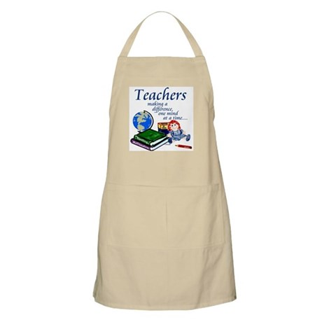 Teachers Making a Difference BBQ Apron