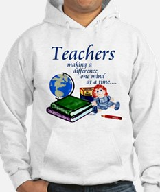 Teachers Making a Difference Hoodie