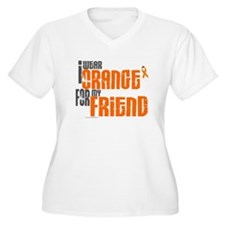 I Wear Orange For My Friend 6 T-Shirt
