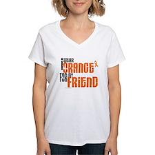 I Wear Orange For My Friend 6 Shirt