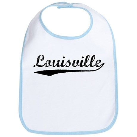 Vintage Louisville (Black) Bib