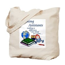Teaching Assistants Canvas Tote Bag