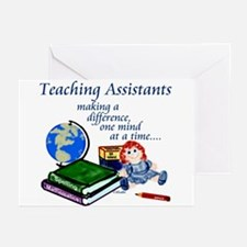 Teaching Assistant Cards (Pkg 6)