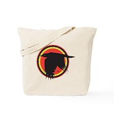 """Sean Bowen's """"Crow Medicine"""" Tote Bag"""