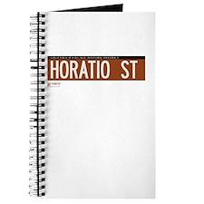 Horatio Street in NY Journal