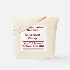 Unique Market tote Tote Bag
