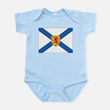 Nova Scotia Infant Creeper