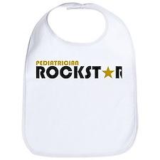 Pediatrician Rockstar 2 Bib