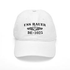 USS BAUER Baseball Cap