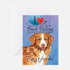 Toller Greeting Cards (Pk of 10)