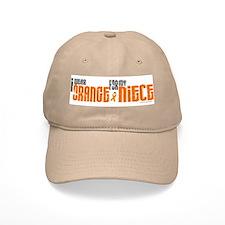 I Wear Orange For My Niece 6 Baseball Cap