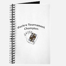Euchre Tournament Journal