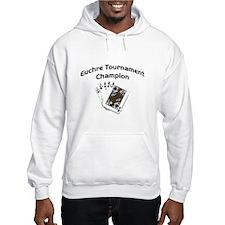 Euchre Tournament Hoodie