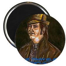"""The Traveler 2.25"""" Magnet (10 pack)"""