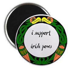 Irish POWS Magnet