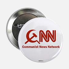 "CNN - Commie News Network 2.25"" Button (10 pack)"
