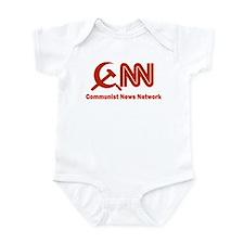 CNN - Commie News Network Infant Bodysuit
