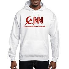CNN - Commie News Network Jumper Hoody