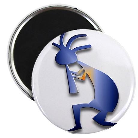 "One Kokopelli #98 2.25"" Magnet (100 pack)"