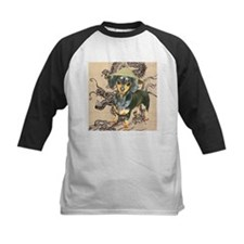 Asian Dachshund Tee
