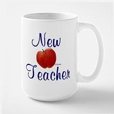 New Teacher Large Mug