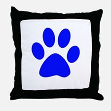 Cute Pup Throw Pillow