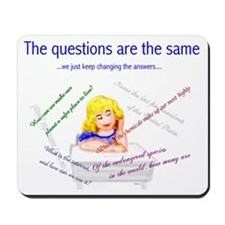 The Questions... Mousepad 2
