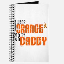 I Wear Orange For My Daddy 6 Journal